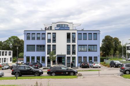 Die SNAP Partner Days 2017 fanden im neu gebauten Stammsitz der SEP AG in Holzkirchen statt