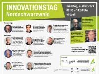 Innovationstag Nordschwarzwald: Vielfältige Perspektiven für die Region