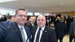 GBN Systems Harry Flint und Siegfried Preisverleihung