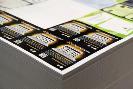 Drucksachen aus der Onlinedruckerei