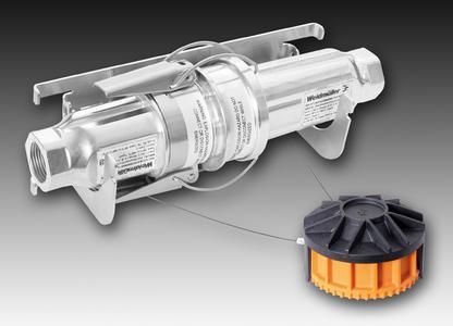 Weidmüller RockStar® Heat Trace Connector: Mit dem neuen Steckverbinder lassen sich Heizleitungen an Ölpipelines sicher, schnell und kostengünstig verbinden. Er besitzt Zulassungen nach Class 1 Div 2 und CSA