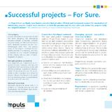 Project4Sure Factsheet EN