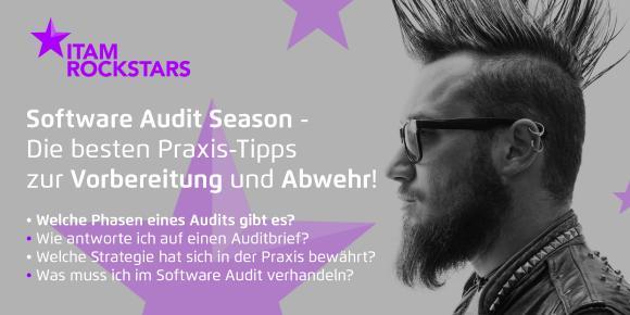 Software Audit Webinar