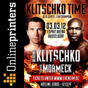 Onlineprinters sponsor world champ fight