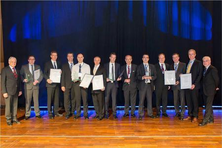 Preisträger elogistics Award 2013