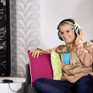 Leinen los für Kopfhörer