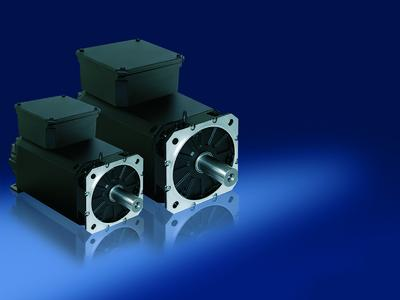 B&R's new 8KS motor series offers all the benefits of servo motor technology in a power range higher than the 8LS and 8JS series