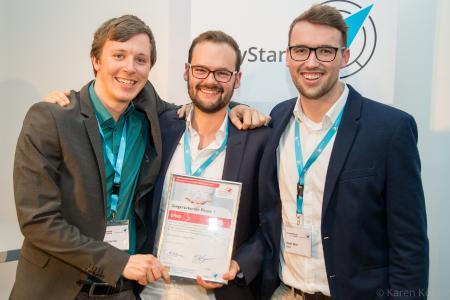 Urbo: Sieger Münchener Businessplan Wettbewerb 2017 Phase 1