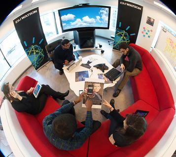 Neue Watson Services aus der Cloud