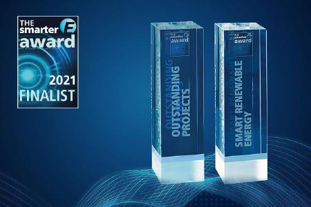 The smarter E AWARD 2021 finalists