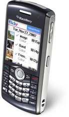 Flickr jetzt auch für BlackBerry Smartphones