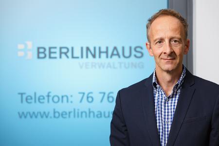 Gerald Stoppel, Organisation und interne Projekte bei Berlinhaus