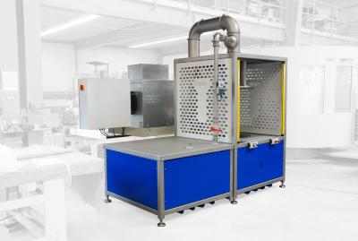 Kipp Umwelttechnik has developed an efficient and at the same time gentle additional cleaning stage for the FilterMaster