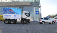WABCO Shows OnGuardPLUS, a Breakthrough in Emergency Braking, at Industry Technology Forum in Brussels; Expects to Extend System's Record of Successful Live Demonstrations