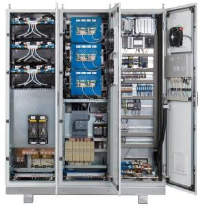 AIC (Active Infeed Converter) intelligenter bidirektionaler für Smart Grid
