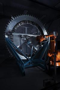 Automated production of carbon frames