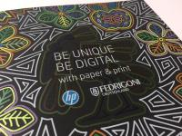 BE UNIQUE - BE DIGITAL with Paper & Print