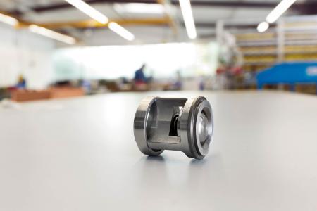 Bott fertigt Rückschlagventile in vielfältigen Ausführungen an Größe, Werkstoff und Einbauart. Das Baukastensystem ermöglicht unzählige Varianten