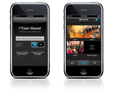 New app from ABUS Security-Center – mobile access for IP cameras