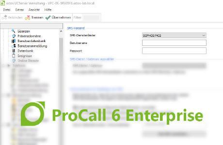 estos ProCall 6 Enterprise Sophos