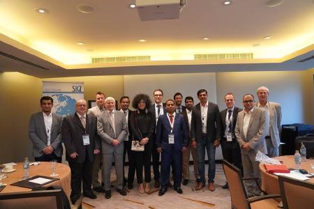 Konferenzteilnehmer des SKZ Middle East Plastics Quality Summit