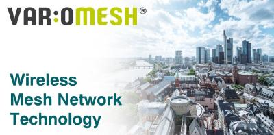 Variomesh® – Wireless Mesh Network Technology