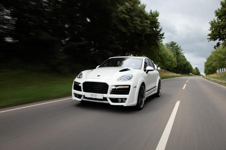 New power enhancement and distinctive sound for the Porsche Cayenne Diesel