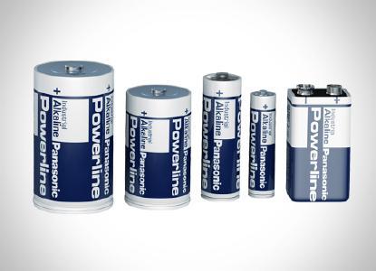 Die Alkaline-Batterien der Powerline-Serie sind speziell für den industriellen Markt konzipiert und entsprechen höchsten Qualitätsstandards
