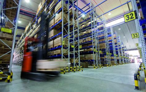 Rudolph Logistik Lagerwirtschaft