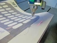 Das Scanverfahren erfasst präzise Oberflächenkonturen und ermöglicht den Nachbau selbst von speziellen Einzelstücken
