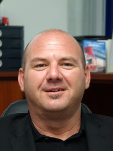 Alexander Drack, Geschäftsführer der Unit Transport GmbH