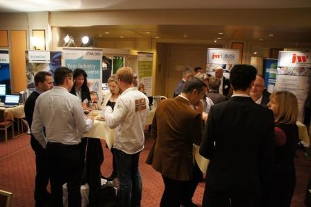 Auf dem LIMS-Forum 2013
