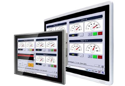 Industrie-Displays mit 3-in-1 Anschluss