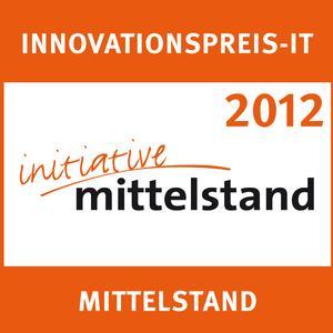 Logo INNOVATIONSPREIS-IT 2012