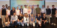 Fernstudierende der HS Kaiserslautern, besuchen ICSB Academy in Taipeh / International Council for Small Business
