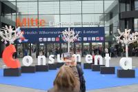 Die Consumenta findet vom 24. Oktober bis 1. November in der Messe Nürnberg statt.