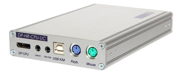 DP-HR-Module der digitalen KVM-Matrix