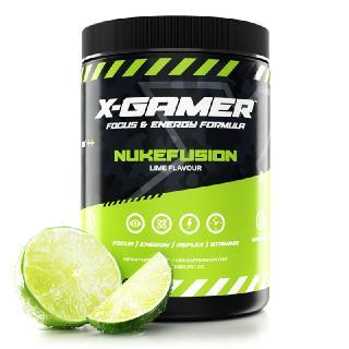 EXKLUSIV bei Caseking - Leistungssteigerndes Getränkepulver für eSportler von X-Gamer!
