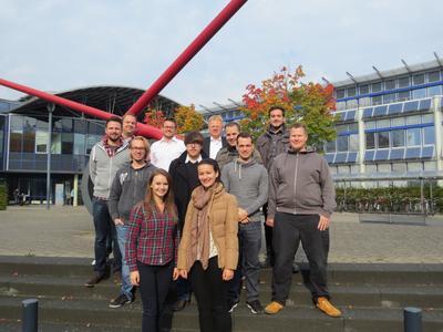 ORBIT beendet erfolgreich das Praxisprojekt mit der Hochschule Bonn-Rhein-Sieg