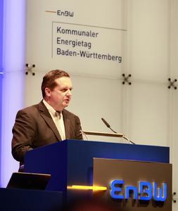 Stefan Mappus, Ministerpräsident des Landes Baden-Württemberg