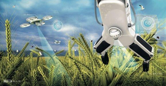 ArtIFARM will die Digitalisierung in der Landwirtschaft voranbringen.