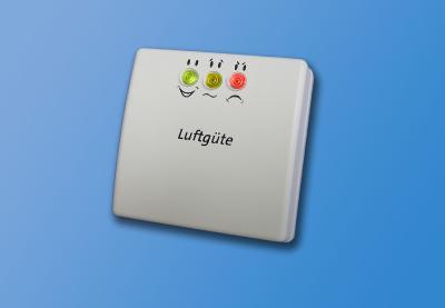 Luftgüte-Ampel erhält Innovationspreis 2006 der Initiative Mittelstand in der Kategorie Umwelttechnik