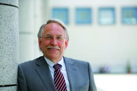 Prof. Dr. Dr. h. c. Harald Unkelbach (Quelle: Würth/Andi Schmid)