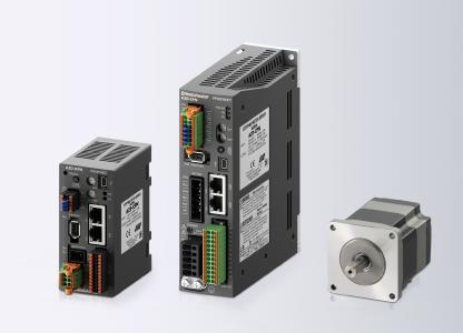 Die Treiber der AZ-Schrittmotoren von Oriental Motor sind kompatibel mit PROFINET, EtherCAT, EtherNet/IP und ermöglichen die schnelle und sichere Datenkommunikation für Positionssteuerungen Bild: Oriental Motor