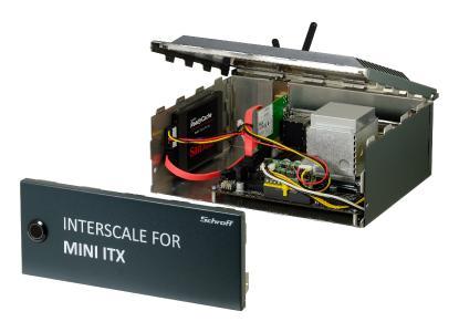 Interscale für Mini ITX
