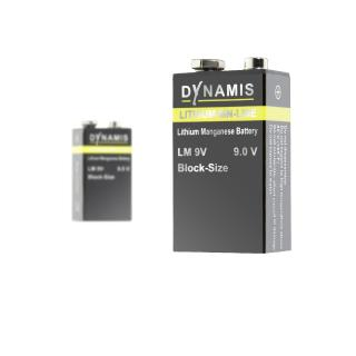 DYNAMIS LM 9V Blocks – ab sofort in neuer Version über GEYER electronic lieferbar