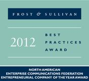 "ESTOS is ""2012 Entrepreneurial Company of the Year"""
