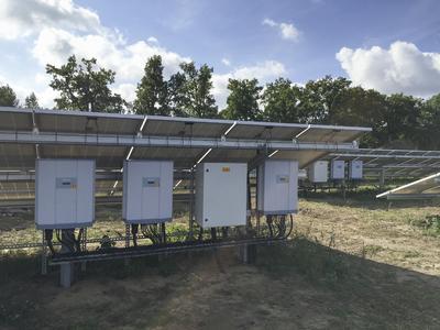 Delta RPI M50A solar inverters