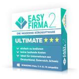 EasyFirma 2 ist ein modernes Rechnungsprogramm für kleinere Firmen und Selbständige zur effizienten Erledigung der täglichen Büroarbeit.