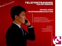 Seminarangebote Telefontraining online